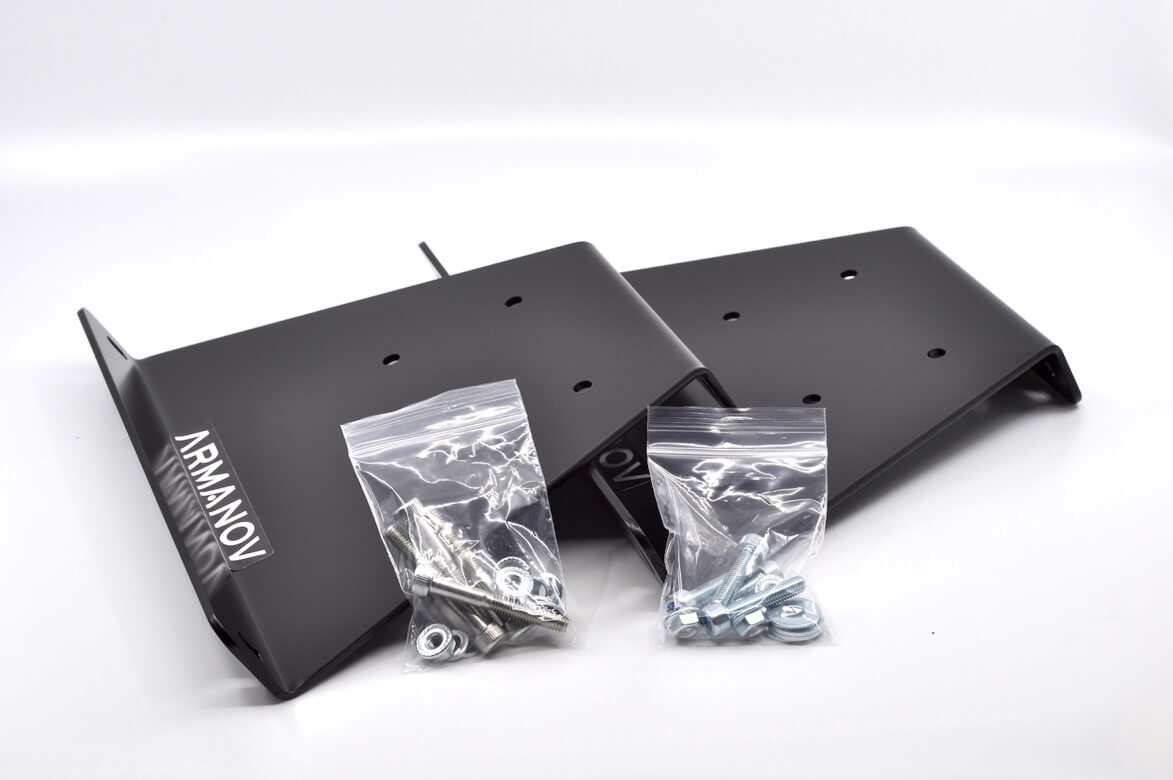 Armanov Strong Mounts for Dillon XL650, RL550